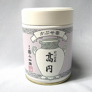 丸久小山園・かぶせ茶・高円 90g缶