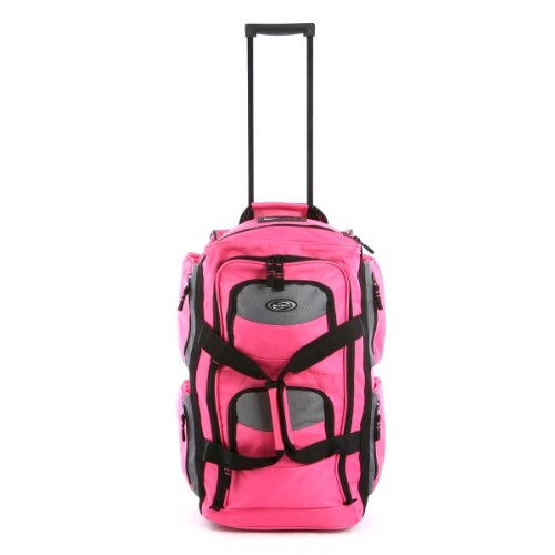 f814ab5b21 Rolling Duffle Bags  Where To Buy Olympia Luggage Sports Plus 26 ...