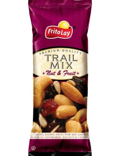 Frito Lay Trail Mix Premium Fruit Mix, 3 Oz Bags (Pack of 16) by Frito Lay