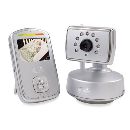 summer infant best view choice digital color video baby monitor discontinued. Black Bedroom Furniture Sets. Home Design Ideas