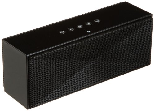 AmazonBasics Portable Bluetooth Speaker – Black