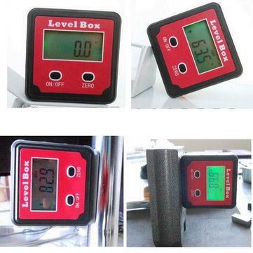 XB-90-360-Degree-Precision-Digital-Bevel-Angle-Protractor-Inclinometer-Level-Box-with-Magnet-Base