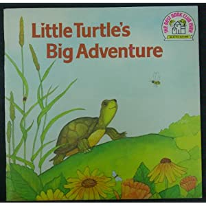 Little turtle's big adventure (The Best book club ever)