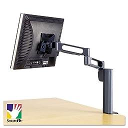 KMW60904 - Kensington 60904 Column Mount Extended Monitor Arm with SmartFit System