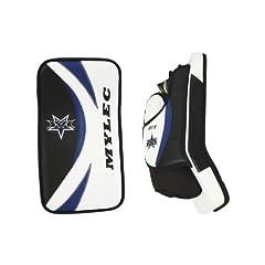 Buy Mylec Hockey Goalie Blocker - Sr. Size Sold Per EACH by Mylec