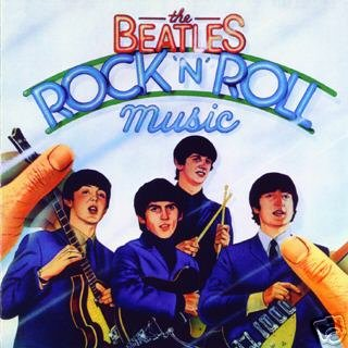 The Beatles - The Beatles Rock N Roll Music [2 CD] [Japanese Import] [OBI] - Zortam Music