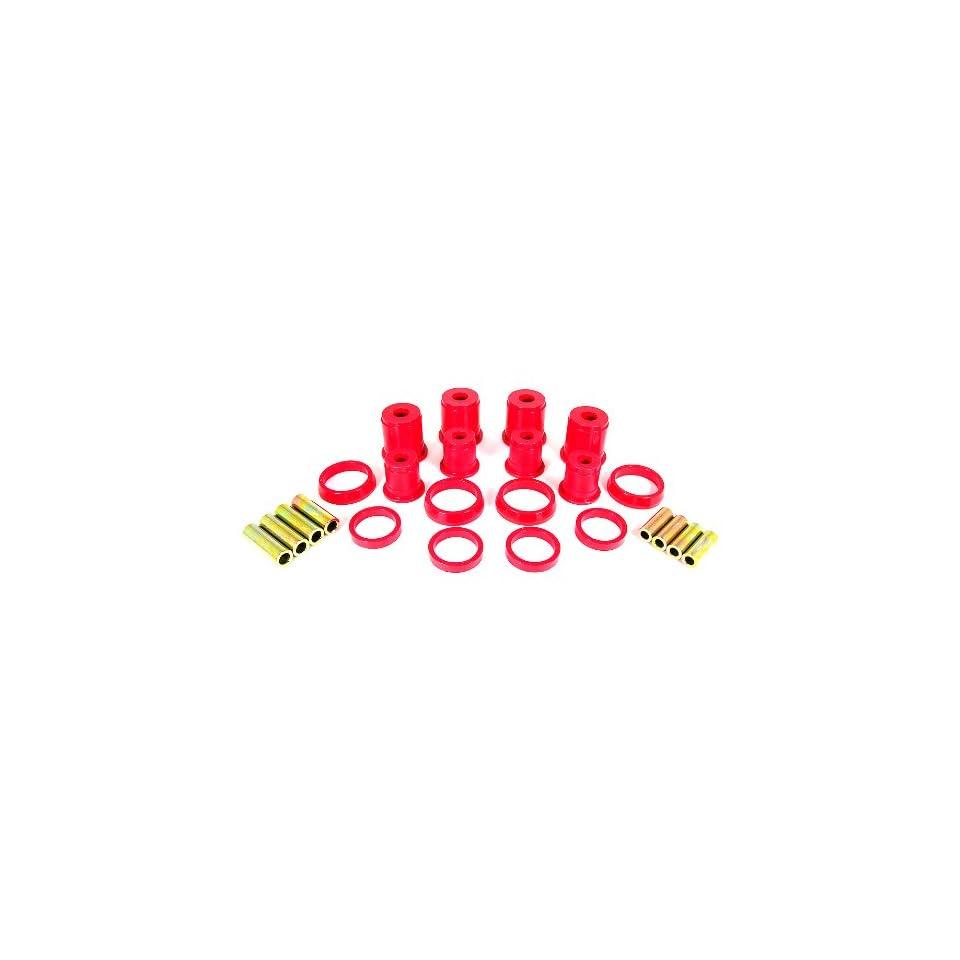 Prothane 1 301 Red Rear Control Arm Bushing Kit