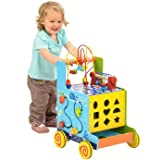 Geniusly Activity Walker - Cleva Edition ChildSAFE Door Stopz Bundle