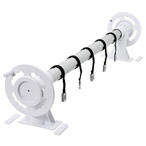 Zelsius-Aluminium-Aufrollsystem-fr-Solar-und-Pool-Planen-und-Abdeckungen-von-300-bis-570-cm-Above-ground-Poolaufroller