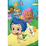 (22x34) Bubble Guppies - Group TV Poster