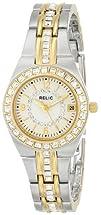 Relic Womens ZR11775 Analog Display Analog Quartz Silver Watch