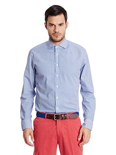 hackett-london-geo-print-chemise-pour-homme-multicolore-l