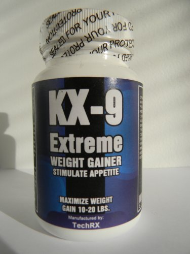 KX-9 Weight Gainer Pills - Fast Gain Weight Fast - Gain Mass 10-20 LBS