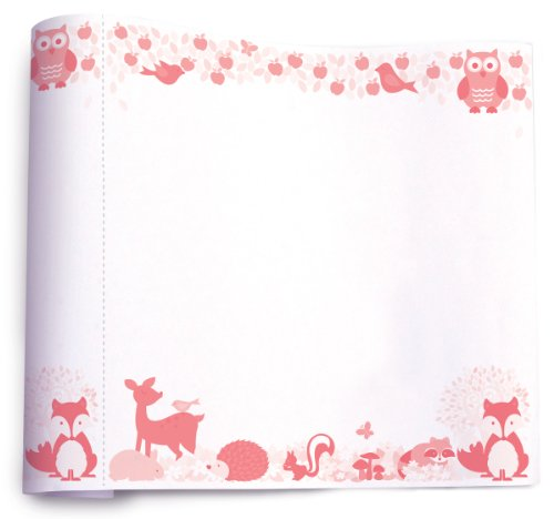 Piggy Story Create & Doodle Roll, Fox & Woodland Animals