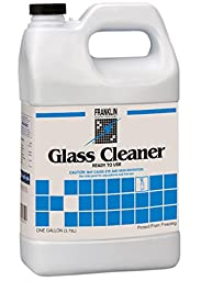 Franklin Cleaning Technology F419322 Glass Cleaner, 1 Gallon (Pack of 4)