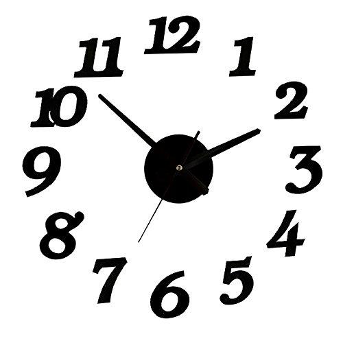 壁掛け 時計 デザイン インテリア クロック お好みのレイアウトで時計をデザイン