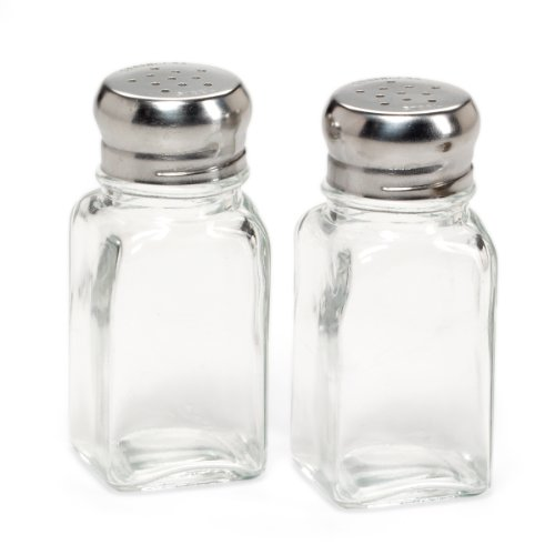 Farberware Classic Salt and Pepper Shaker (2-Ounce) (Salt Shaker Glass compare prices)