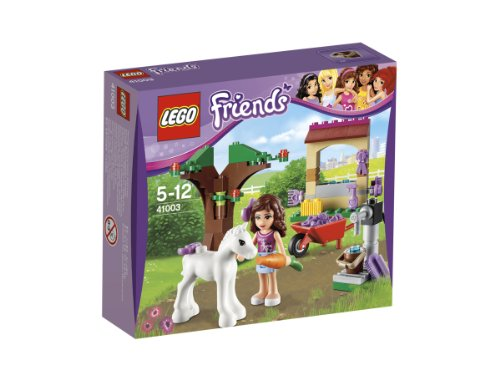 Lego Friends 41003 - Olivias Fohlen
