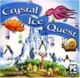 New Casualarcade Games Crystal Ice Quest OS Windows 98 Xp Vista Simple Mouse-Based Controls