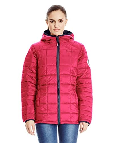 Geographical Norway Giacca Trapuntata Ava [Rosa]