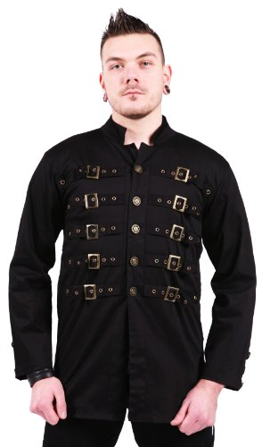 Dead Threads Men's Steampunk Jacket XXL