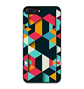 Happoz Apple Iphone 7 Plus Cases Back Cover Mobile Pouches Shell Hard Plastic Graphic Armour Premium Printed Designer Cartoon Girl 3D Funky Fancy Slim Graffiti Imported Cute Colurful Stylish Boys D371