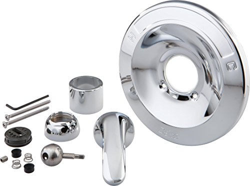 Delta RP54870 Renovation Kit - 600 Series Tub and Shower, Chrome (Delta Shower Valve Repair Kit compare prices)