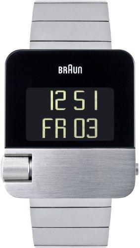 Braun BN0106 - Reloj (Reloj de pulsera, Acero inoxidable, Negro, 3.67 cm, 1.01 cm, 4.18 cm)