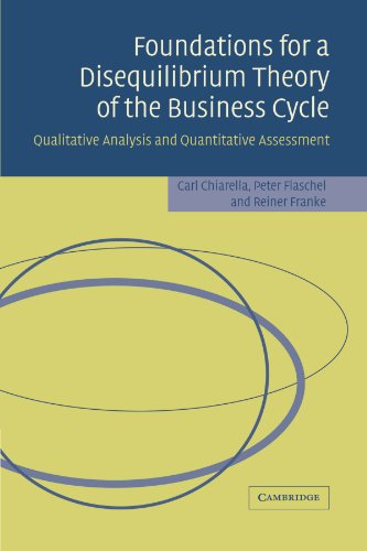 Foundations for a Disequilibrium Theory of the Business Cycle: Qualitative Analysis and Quantitative Assessment