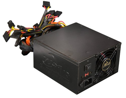 AXLE ATX PC Computer Power Supply 700 Watt 2xPCIe 4xSATA Power Supply Unit Low Noise PLATINUM 700W Silent PSU