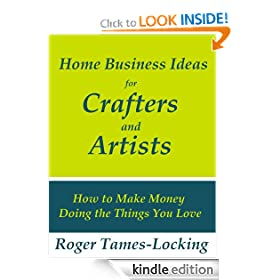 Home Business Ideas for Crafters and Artists