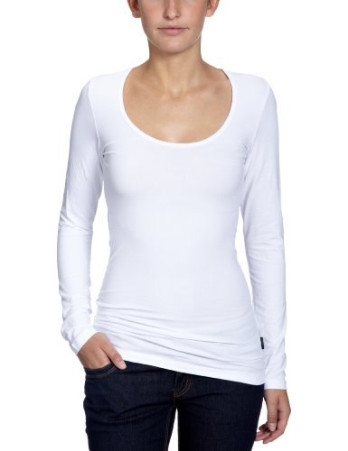 ONLY - 15060054, Camicia da donna, Bianco (Weiß (WHITE)), X-Large