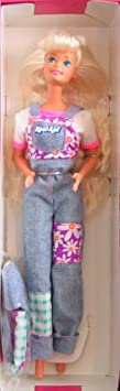 Barbie Kool-Aid Wacky Warehouse Special Edition Doll (1995)