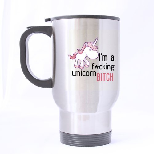 Im-a-Fucking-Unicorn-Funny-Travel-Mug-14oz-Coffee-Mugs-or-Tea-Cup-Cool-Birthdaychristmas-Gifts-for-Menwomenhimboys-and-Girls