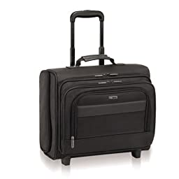 Solo Rolling Notebook Overnighter Case - Clamshell16.5\