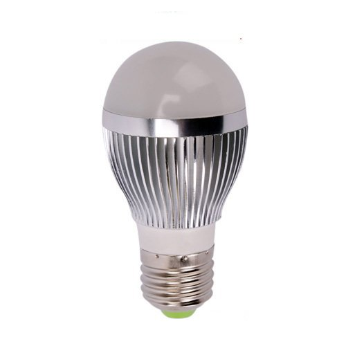 Niceeshop 3W 12V High Power White Led Bulb