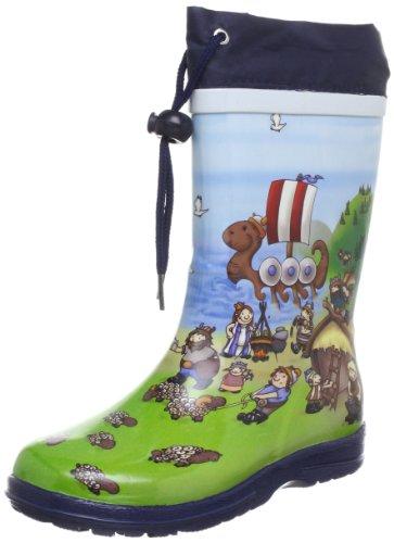 beck-wikinger-535-botas-de-agua-de-caucho-para-nino-color-multicolor-talla-26