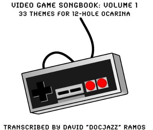 Video Game Songs for the 12 Hole Ocarina