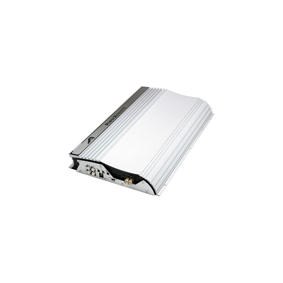 Power Acoustik A3000DB Class D 3000W Mono Amplifiers on