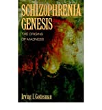 img - for [(Schizophrenia Genesis)] [Author: Irving I. Gottesman] published on (November, 1990) book / textbook / text book