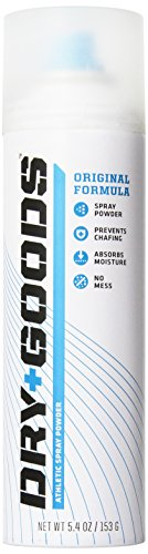 Dry Goods Athletic Spray Powder-Original-5.4 oz (Spray Baby Powder compare prices)