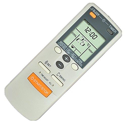 Neohomesales New Remote Control for Fujitsu Air Conditioner AST24RGB AR-HG1 AR-DL1 AR-JW1 AR-JW19 AR-JW31 ARDL1 ARDB5 (Air Conditioner Fujitsu compare prices)