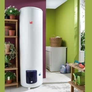 chauffe eau 300l atlantic aci visio vertical sur socle. Black Bedroom Furniture Sets. Home Design Ideas
