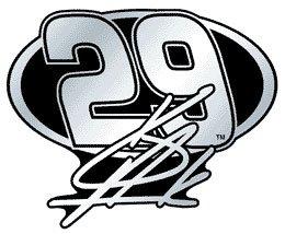 Kevin Harvick #29 Auto Emblem by DK HUSKY RACING