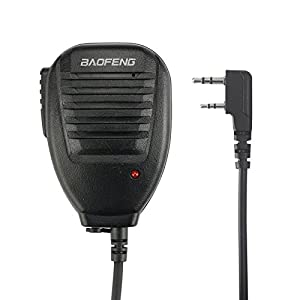 BAOFENG Speaker MIC For BAOFENG UV-5R 5RA 5RB 5RC 5RD 5RE 5REPLUS 3R+