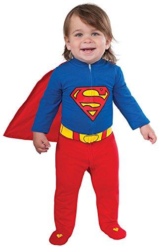 Superman Onesie Baby Costume