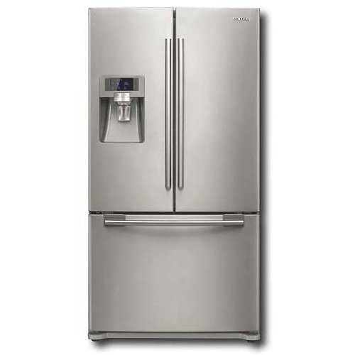 Good Where Can I Buy Samsung : RFG237AARS 23 Cu. Ft. Counter Depth French Door  Refrigerator   Real Stainless For Sale Online