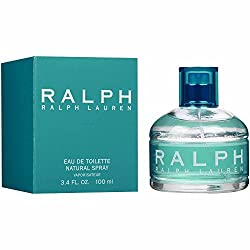 Ralph Lauren Eau De Toilette Natural Spray for Women, 100ml
