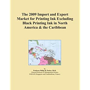 The 2009 Import and Export Market for Writing, Drawing, and Other Inks Excluding Printing Ink in Asia Icon Group