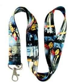 One Direction Lanyard Keychian Holder by MG